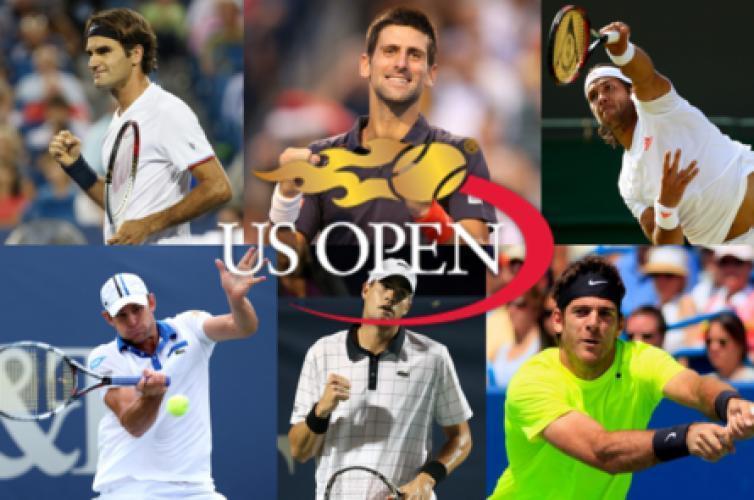 U.S. Open Tennis on CBS next episode air date poster