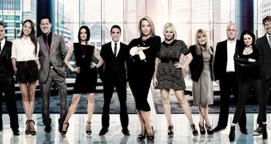 The Celebrity Apprentice (IE) next episode air date poster