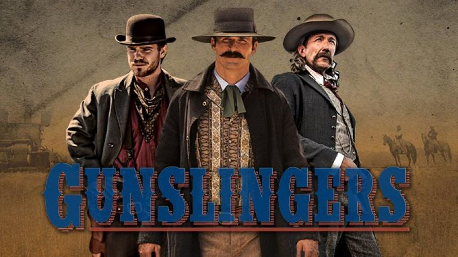 Gunslingers next episode air date poster