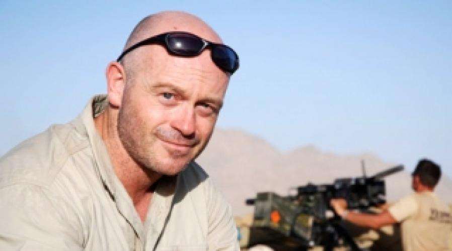 Ross Kemp In Afghanistan next episode air date poster