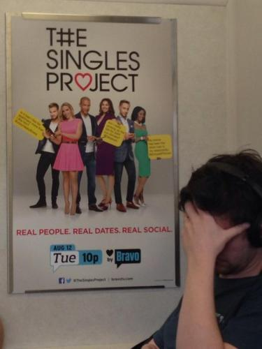 The Singles Project next episode air date poster