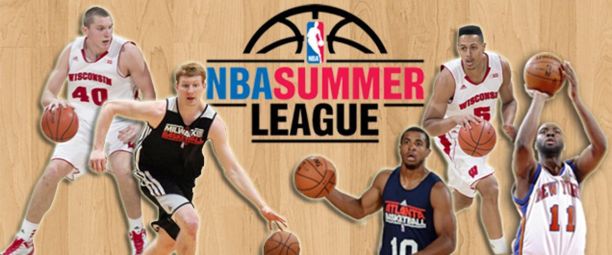 NBA Summer League Basketball next episode air date poster
