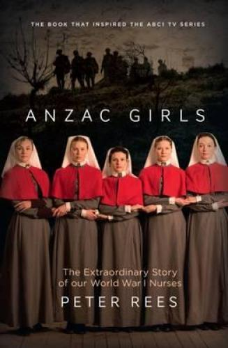 ANZAC Girls next episode air date poster