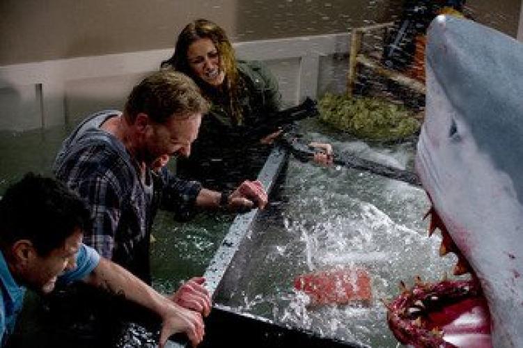 Sharkmania: The Top 15 Biggest Baddest Bloodiest Bites next episode air date poster