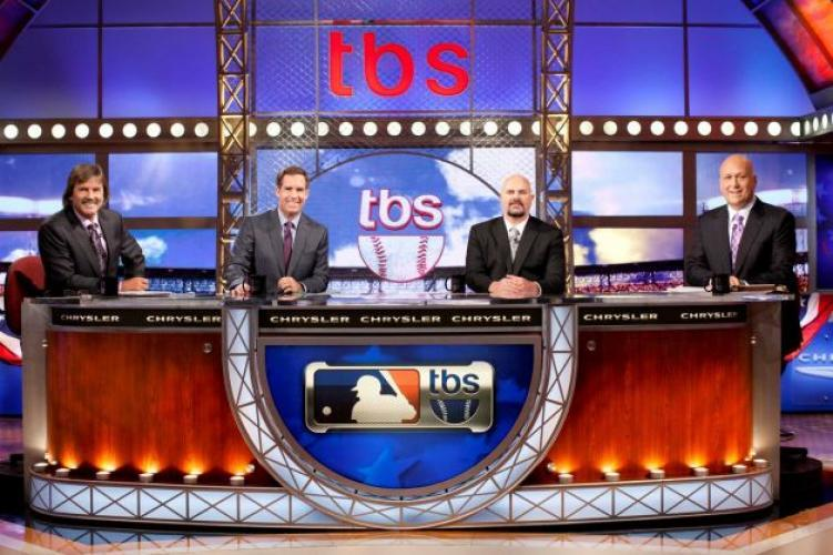 Major League Baseball on TBS next episode air date poster