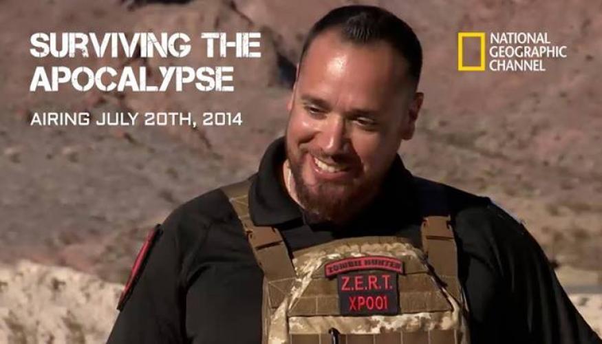 Surviving the Apocalypse next episode air date poster