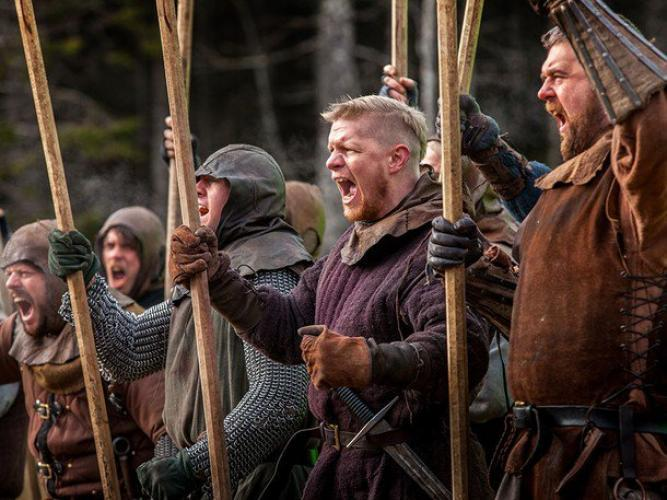Bannockburn: The Real Bravehearts next episode air date poster