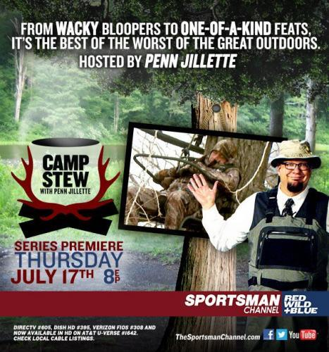 Camp Stew next episode air date poster