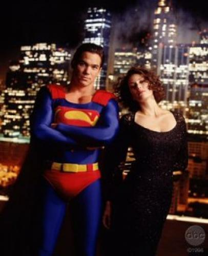Lois & Clark: The New Adventures of Superman next episode air date poster