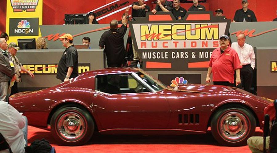 Mecum Dealmakers next episode air date poster