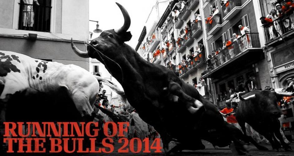 Running Of The Bulls next episode air date poster