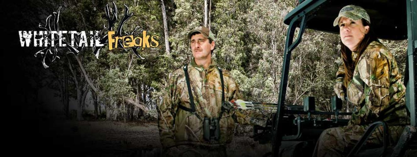 Whitetail Freaks next episode air date poster