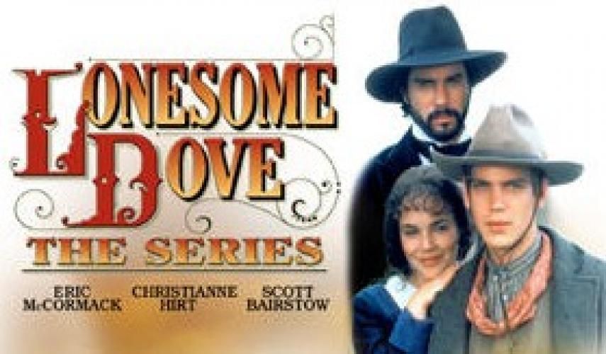 Lonesome Dove: The Series next episode air date poster