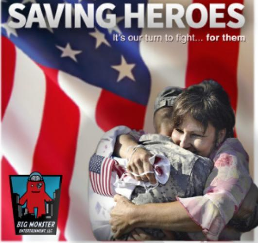 Saving Heroes next episode air date poster