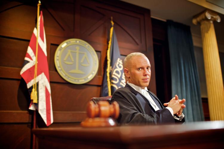 Judge Rinder next episode air date poster