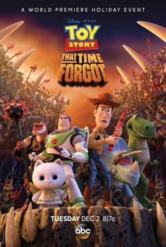Toy Story that Time Forgot next episode air date poster