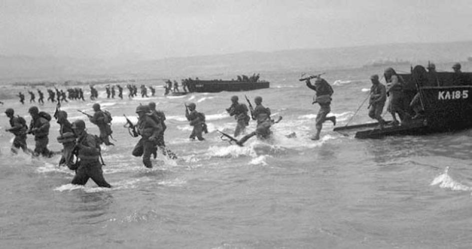facts about d day that took place on june 4 1944