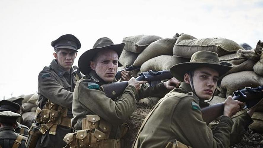 Deadline Gallipoli next episode air date poster