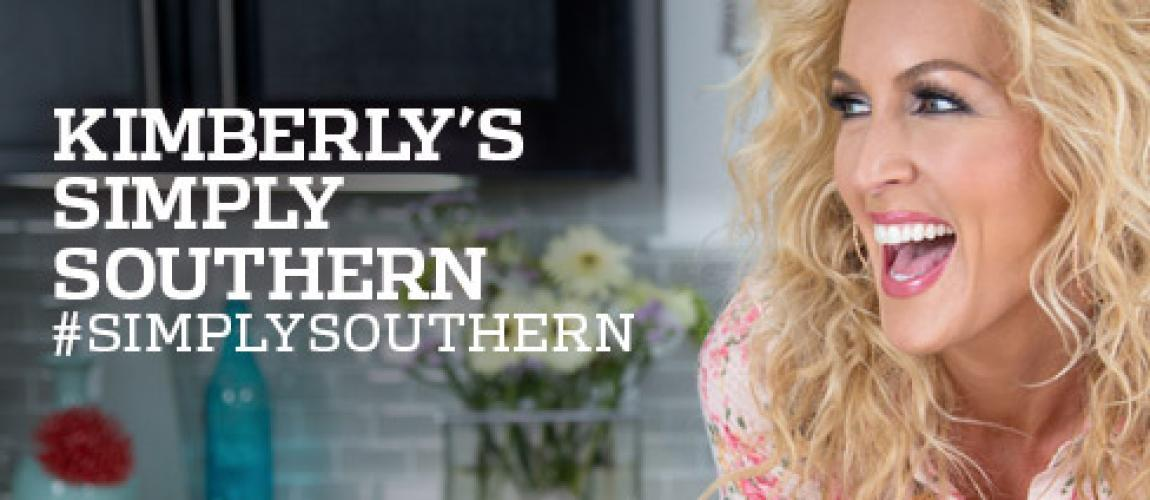 Kimberly's Simply Southern next episode air date poster