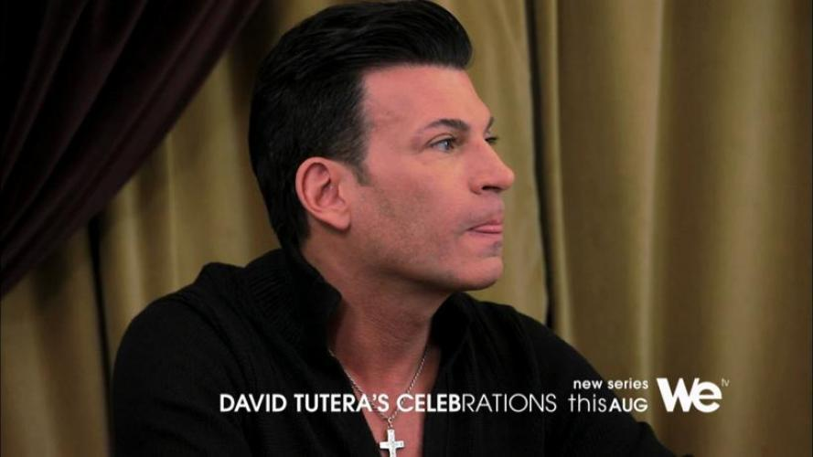 David Tutera's CELEBrations next episode air date poster