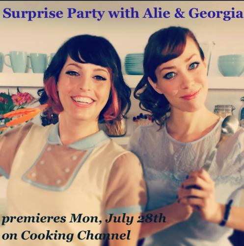 Surprise Party with Alie & Georgia next episode air date poster