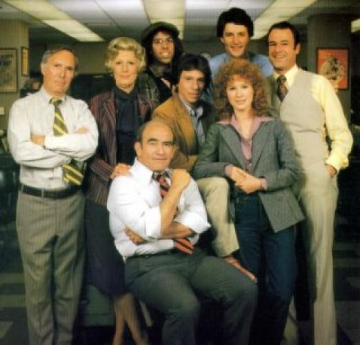 Lou Grant next episode air date poster