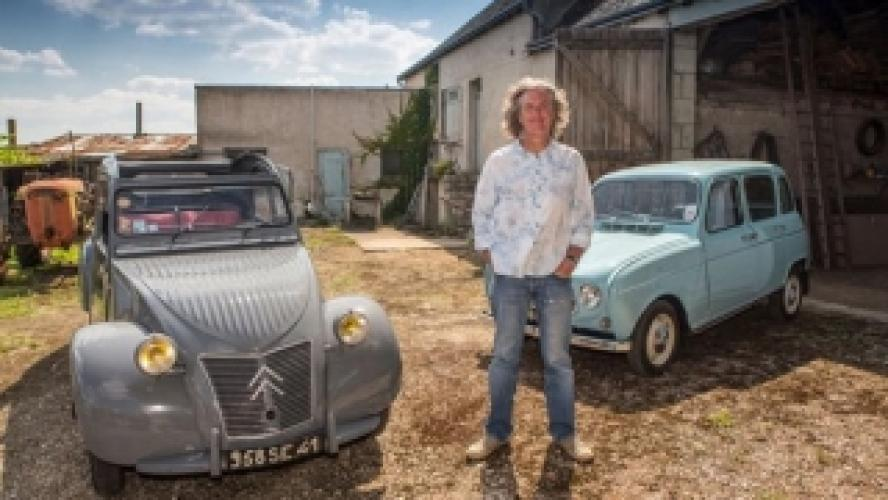 James May's Cars of the People next episode air date poster