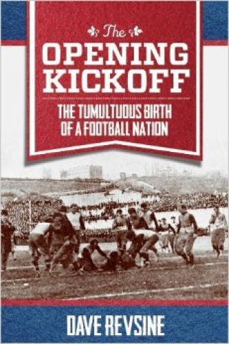 The Opening Kickoff: The Tumultuous Birth of a Football Nation next episode air date poster