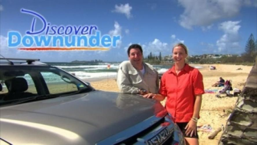 Discover Downunder next episode air date poster
