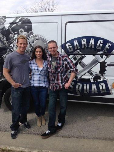 Garage Squad next episode air date poster
