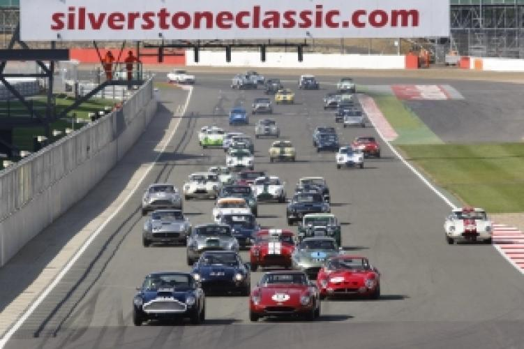 Silverstone Classic 2014 next episode air date poster