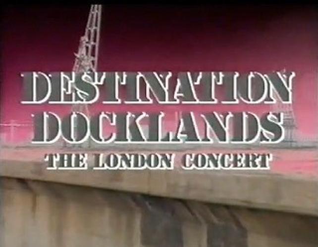 Jean-Michel Jarre: Destination Docklands - The London Concert next episode air date poster