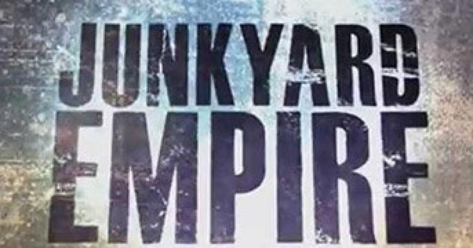 Junkyard Hustle next episode air date poster