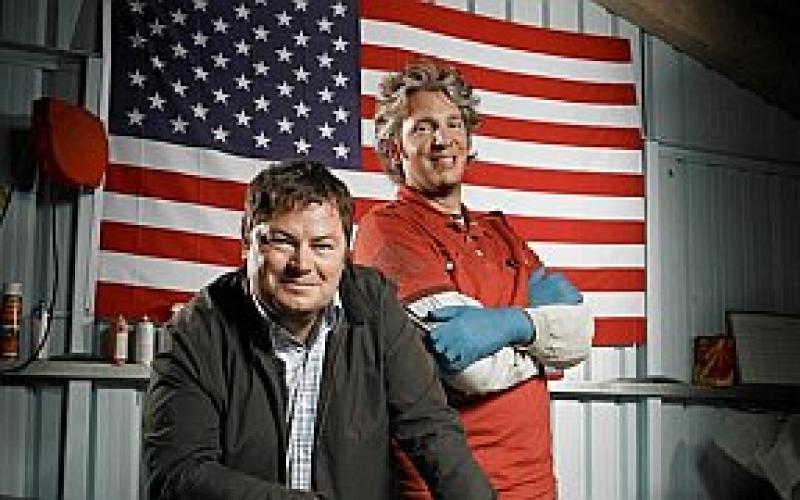 Wheeler Dealers USA next episode air date poster