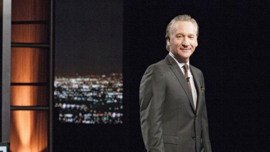 Bill Maher: Live Without Interruption next episode air date poster