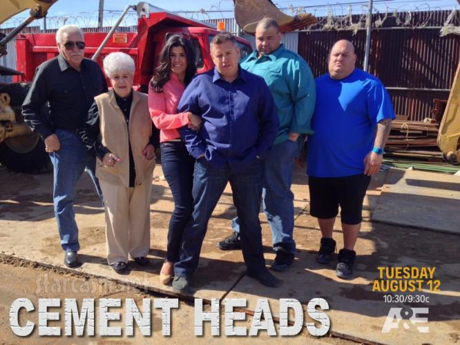 Cement Heads next episode air date poster
