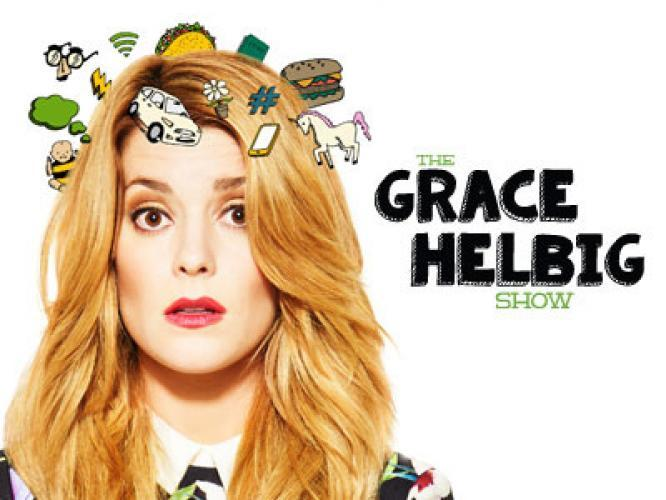 The Grace Helbig Show next episode air date poster