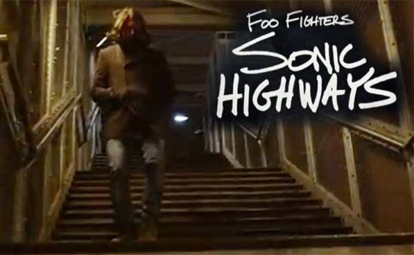 Foo Fighters Sonic Highways next episode air date poster