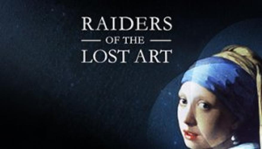 Raiders of the Lost Art next episode air date poster