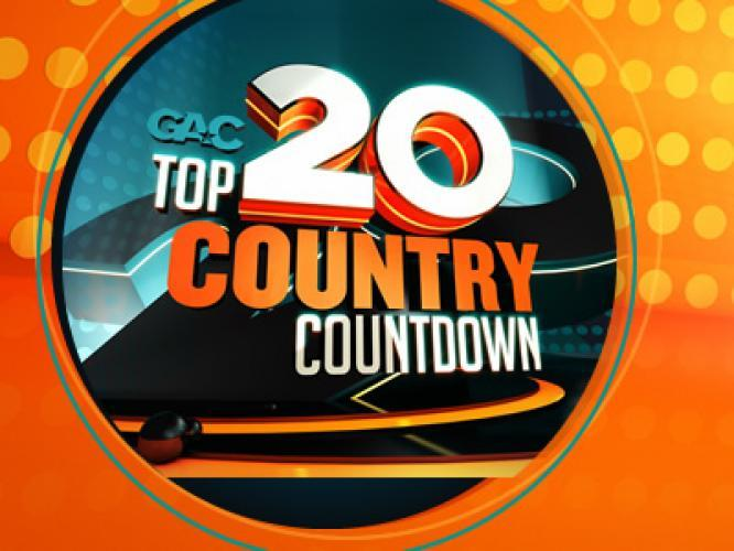 Top 20 Country Countdown next episode air date poster