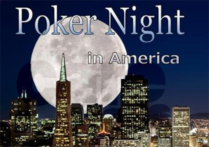 Poker Night in America next episode air date poster