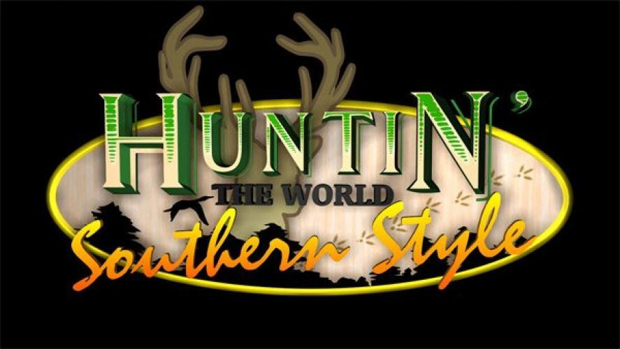 Huntin' the World next episode air date poster
