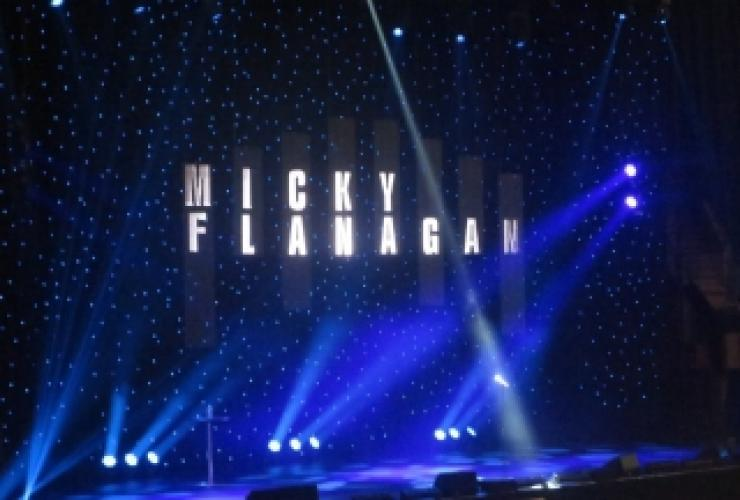 Micky Flanagan: Back in the Game next episode air date poster