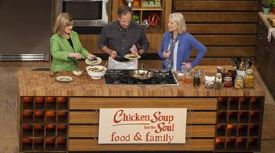 Chicken Soup for the Soul (2014) next episode air date poster