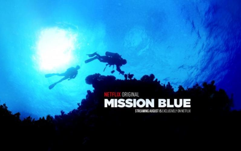 Mission Blue next episode air date poster