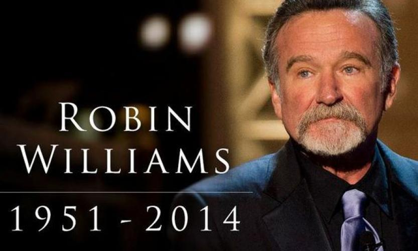 Robin Williams Remembered next episode air date poster