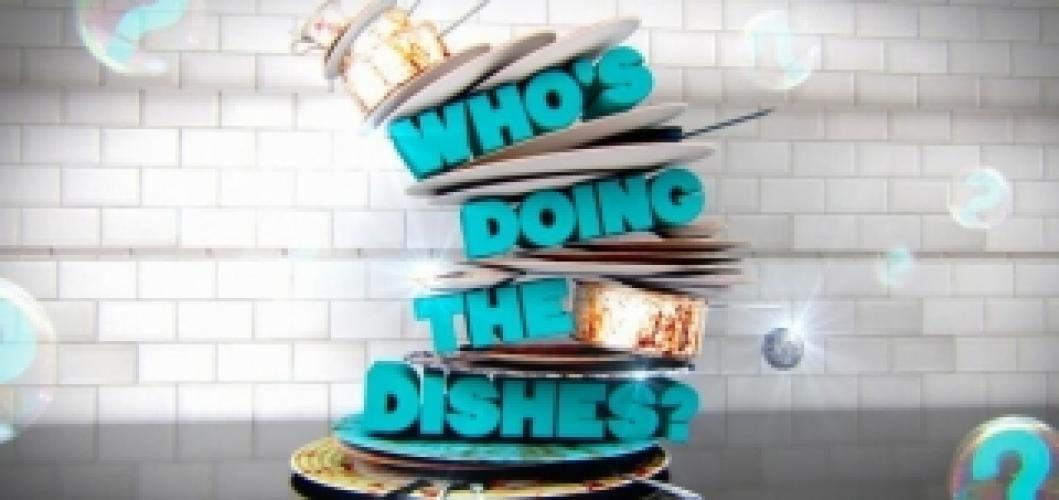 Who's Doing the Dishes? next episode air date poster