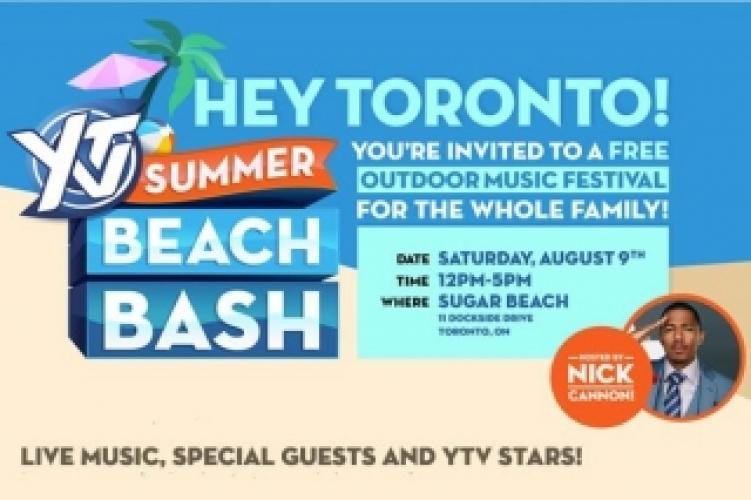 Summer Beach Bash next episode air date poster