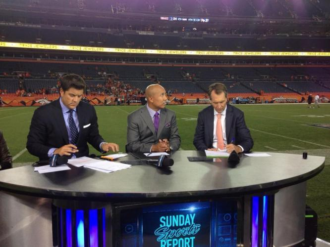 NBCSN Sunday Sports Report next episode air date poster