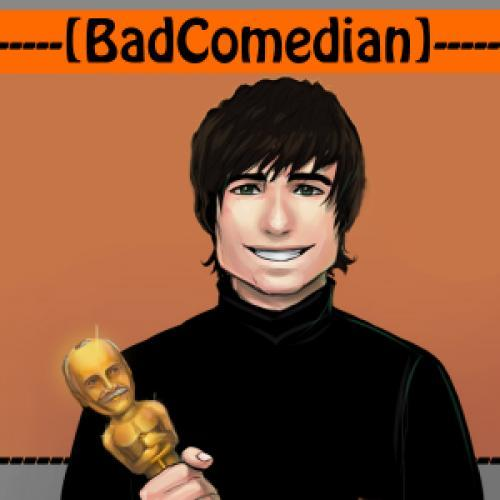 BadComedian next episode air date poster